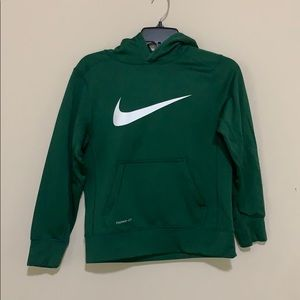 Green sweatshirt Nike